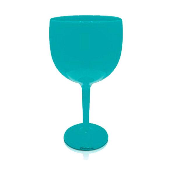 taça de gin azul tifanny