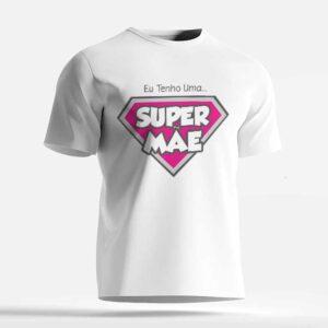 camiseta super mae