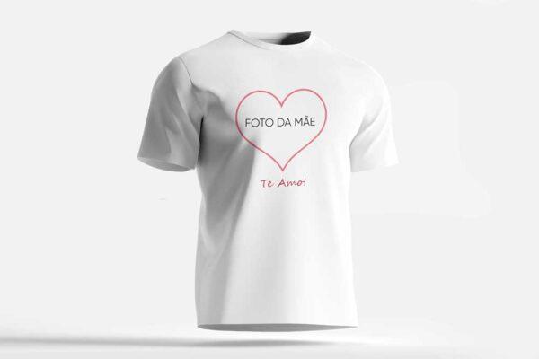 Camiseta Mãe te Amo
