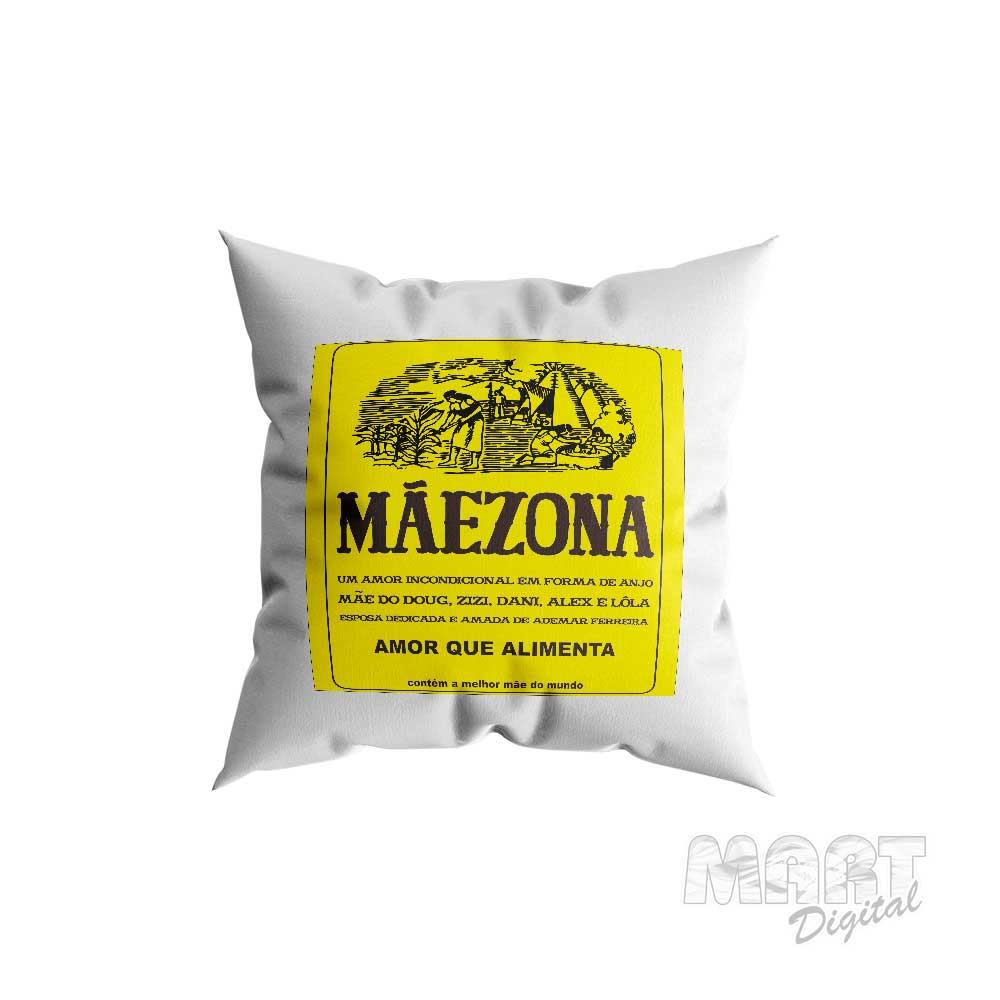 Almofada maezona
