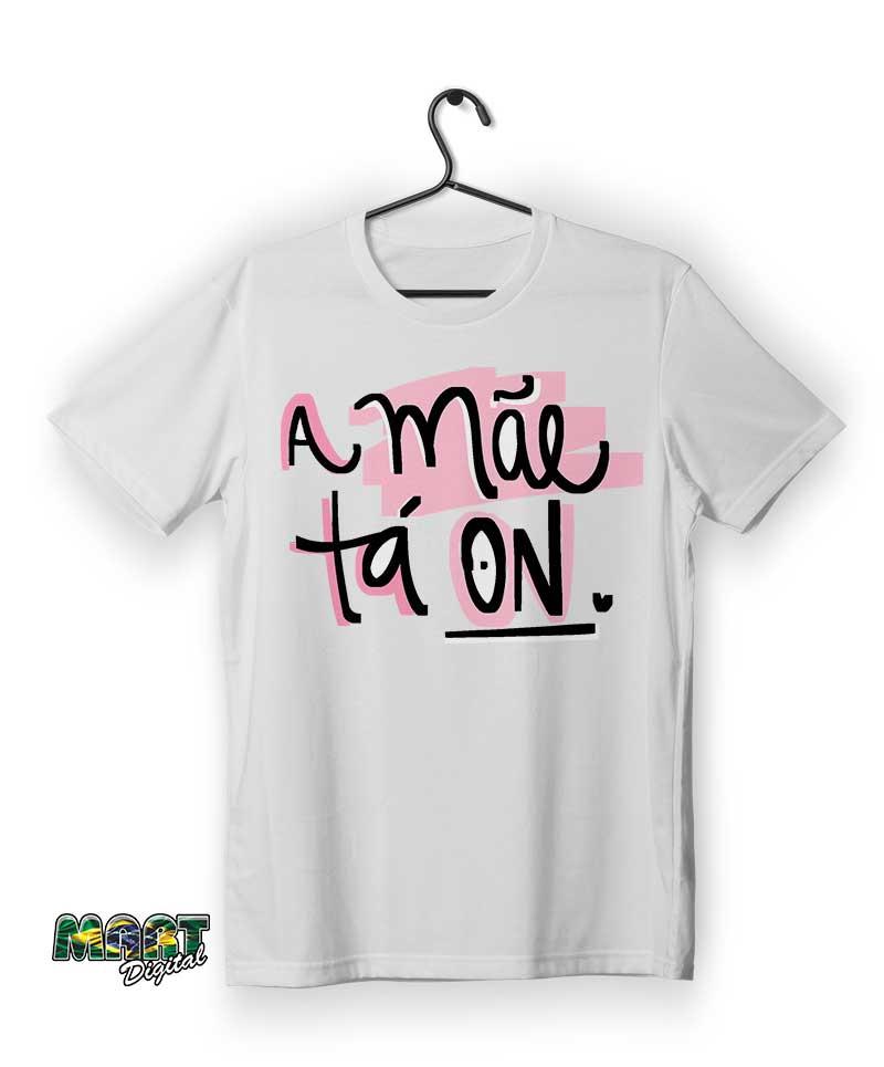 camiseta a mae ta on