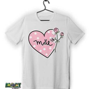 camiseta mãe