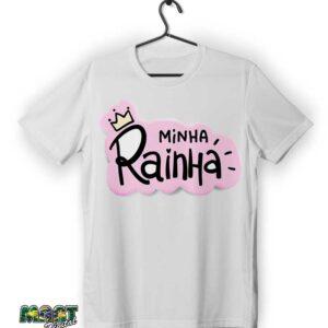 Camiseta Minha mãe Rainha