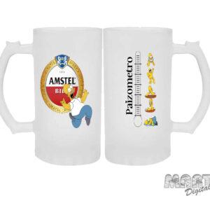 Caneca de Chopp Amstel