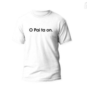 camiseta o pai ta on