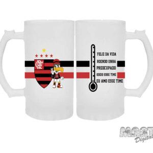 Caneca de Chopp Flamengo dia dos pais