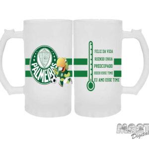 Caneca chopp Palmeiras